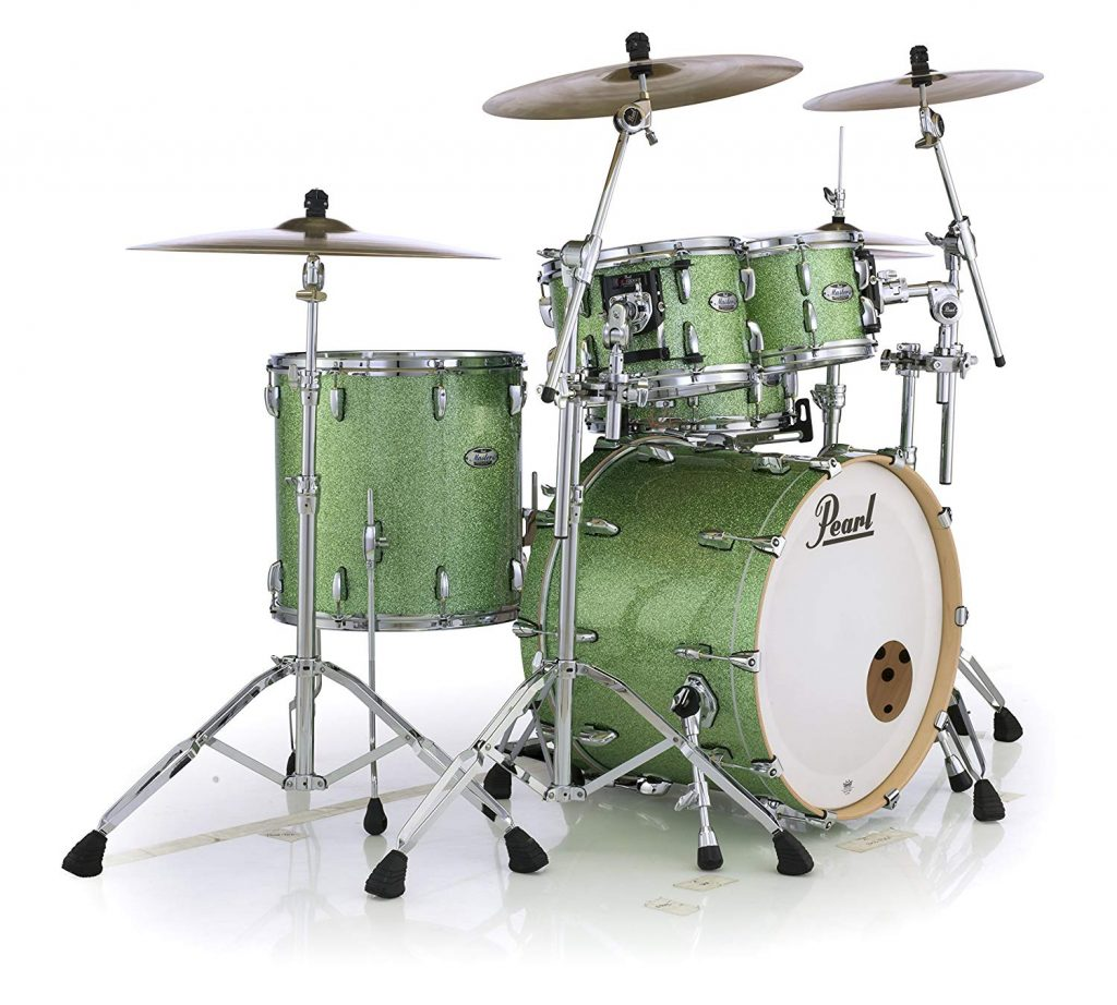 Pearl masters maple complete mct924x edp 4 drum pack - photo 2