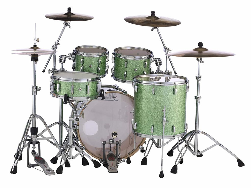 Pearl masters maple complete mct924x edp 4 drum pack - photo 4