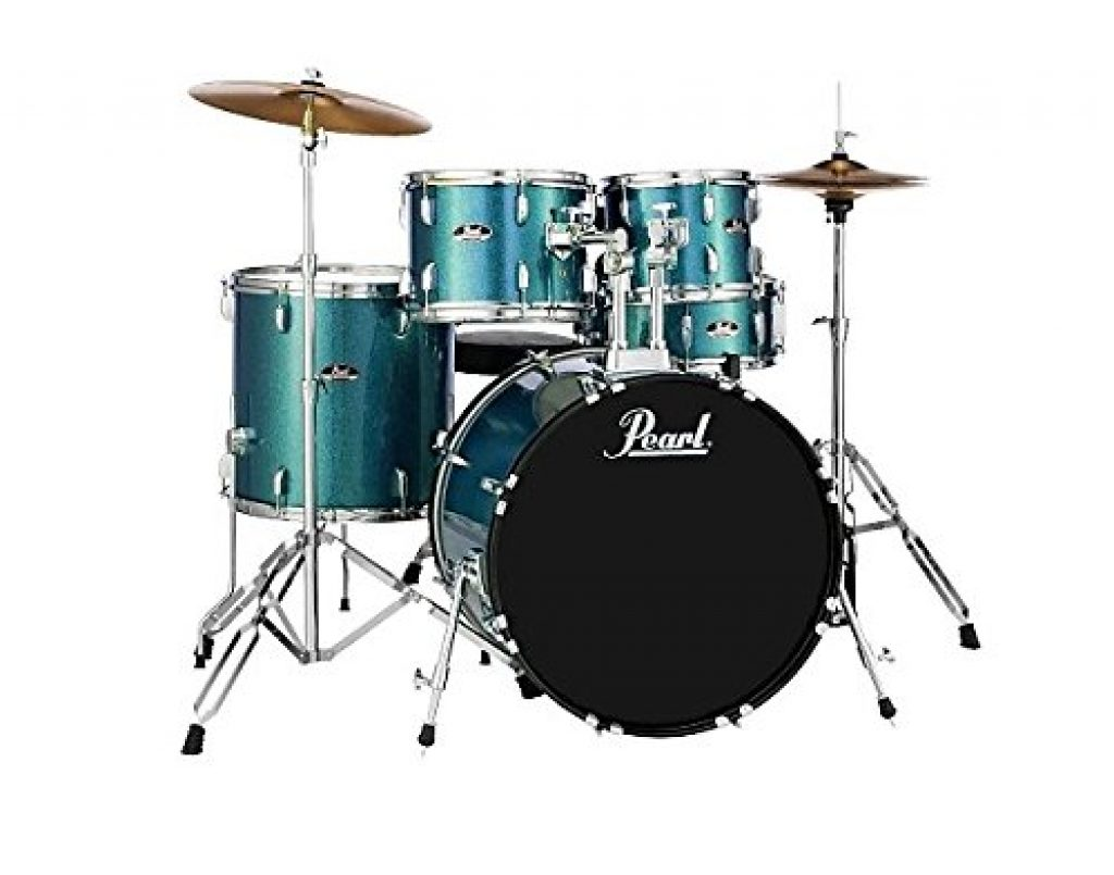 Pearl roadshow complete drum set - photo 1