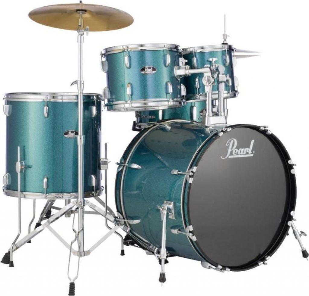 Pearl roadshow complete drum set - photo 3