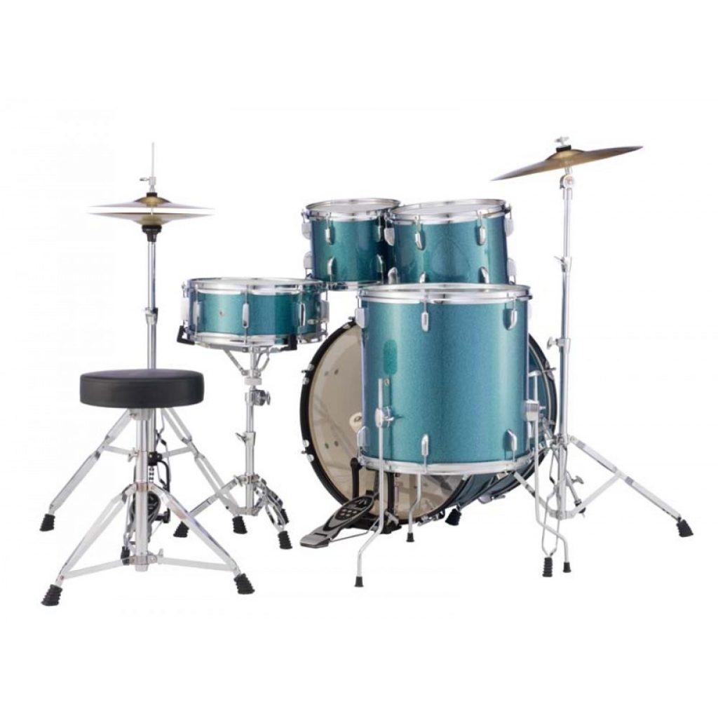 Pearl roadshow complete drum set - photo 2