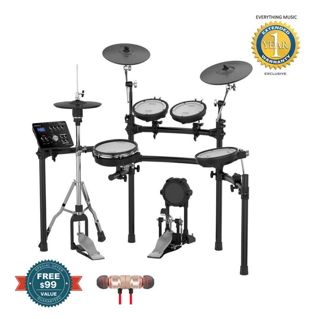 Roland td 25k v drums electronic drumset - photo 1