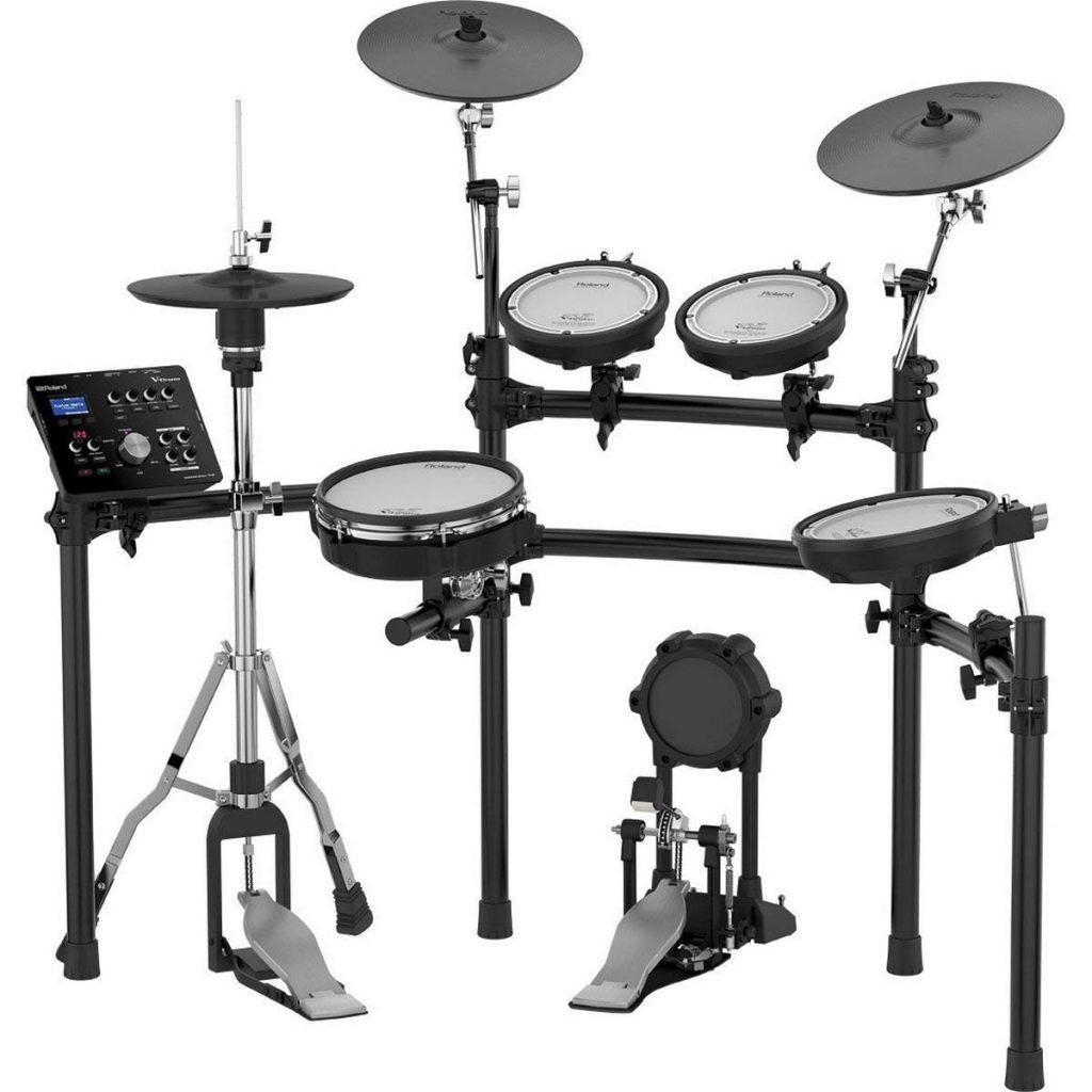 Roland td 25k v drums electronic drumset - photo 4