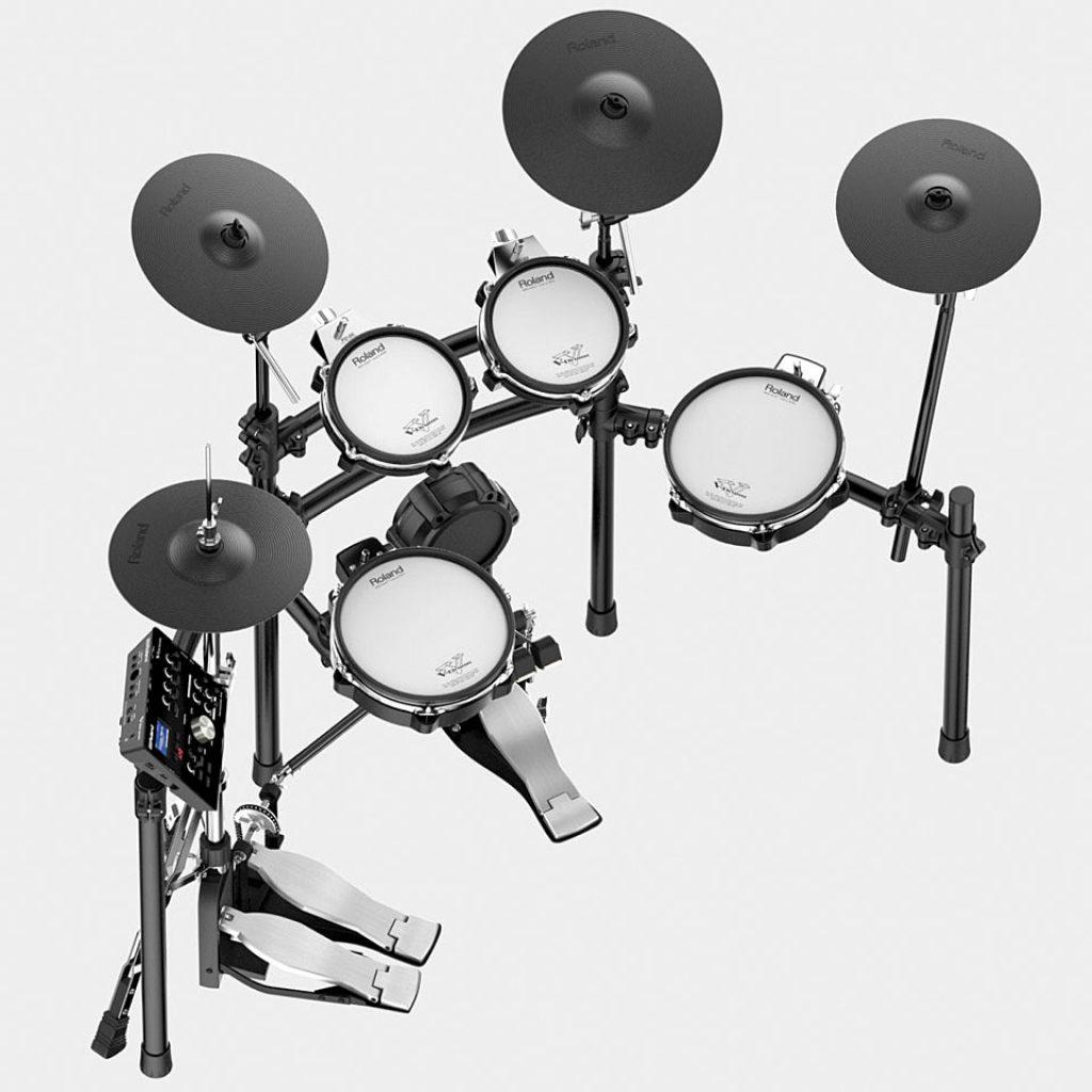 Roland td 25k v drums electronic drumset - photo 2