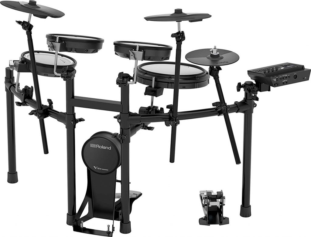 Roland V compact series drum kit - photo 2