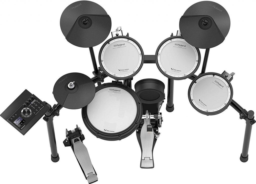Roland V compact series drum kit - photo 3