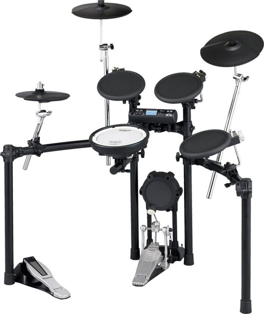 Roland V compact series drum kit - photo 4