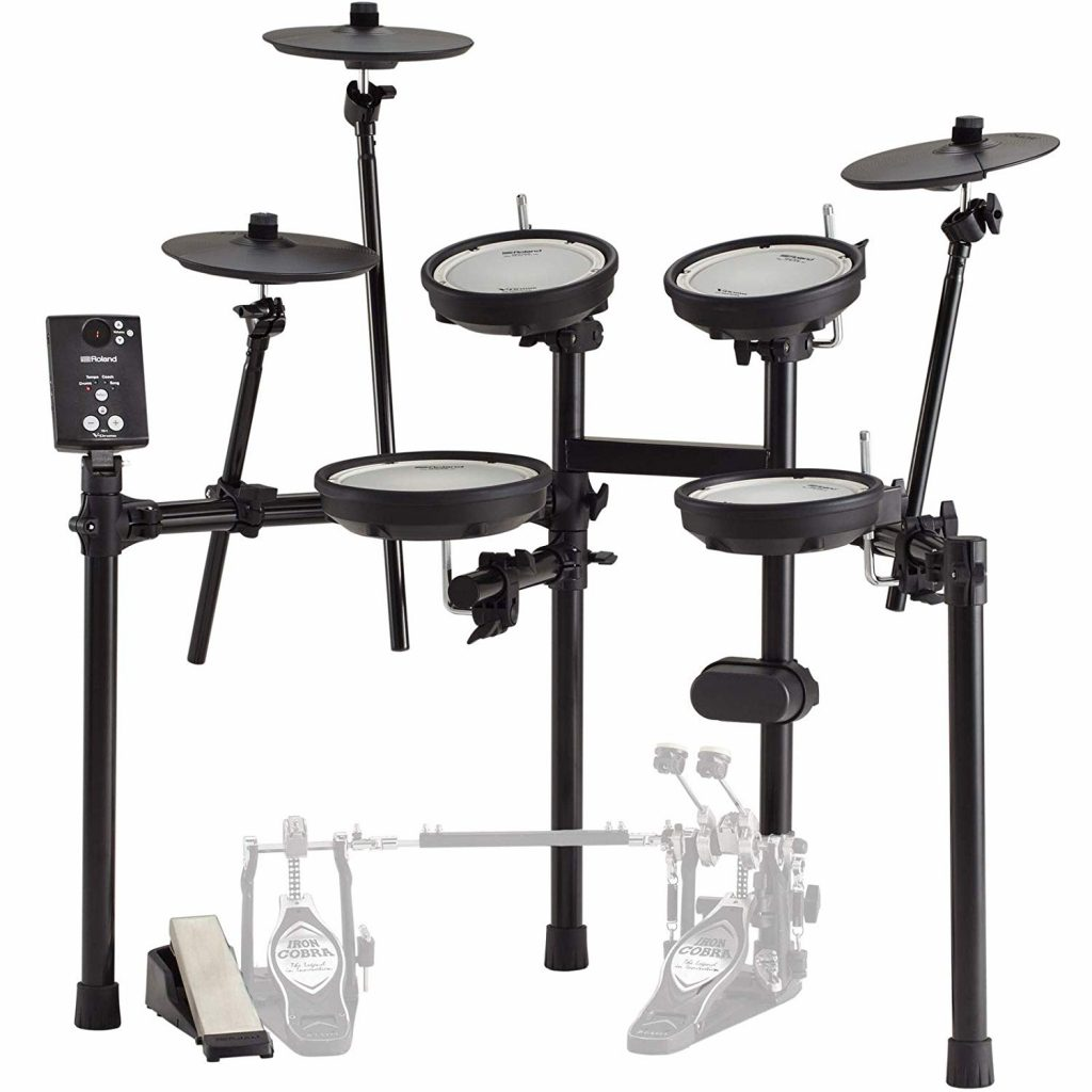 Roland v entry electronic drum set - photo 2