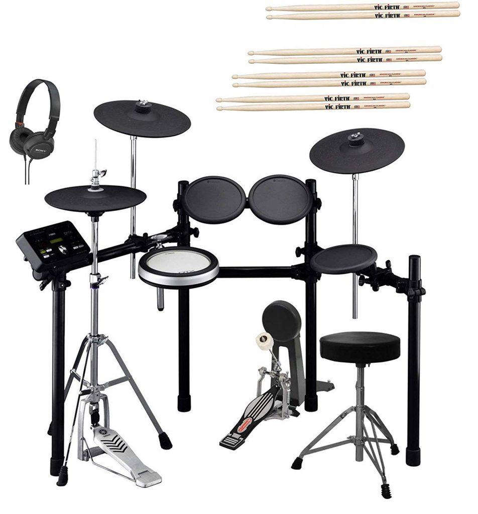 Yamaha dtx532k electronic drum kit - photo 2