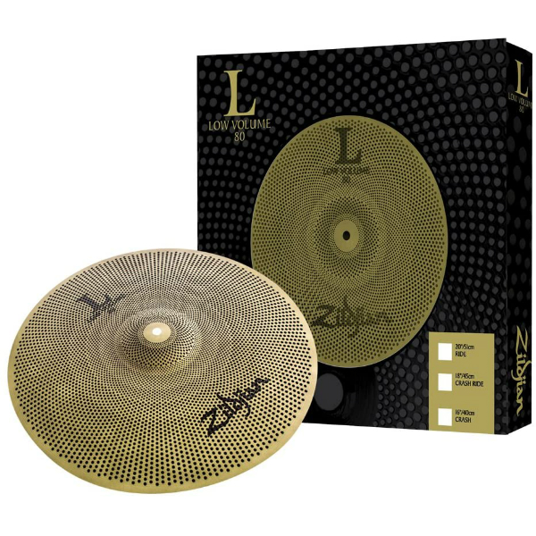 Zildjian-L80-Low-Volume-16-Crash-Cymbal