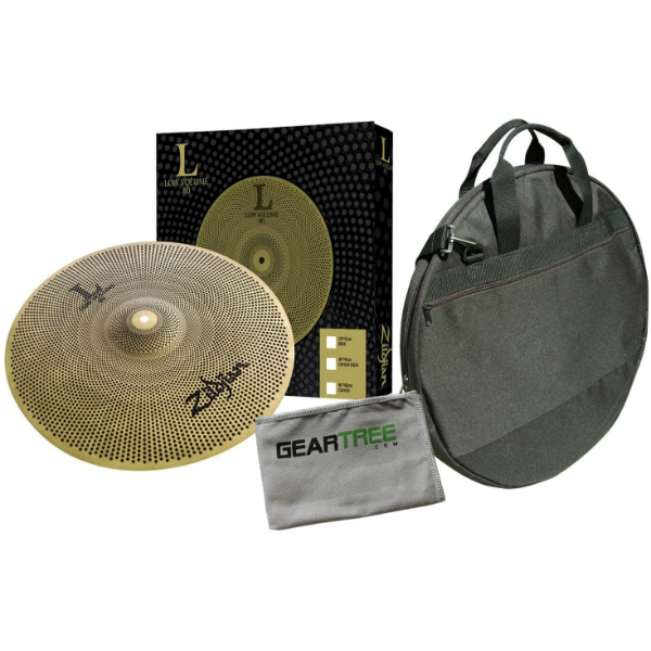 Zildjian-L80-Low-Volume-20-Inch-Ride-Cymbal-w-Cleaning-Cloth-and-Cymbal-Bag