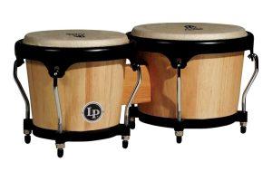 LP ASPIRE Series Natural Wood Bongos
