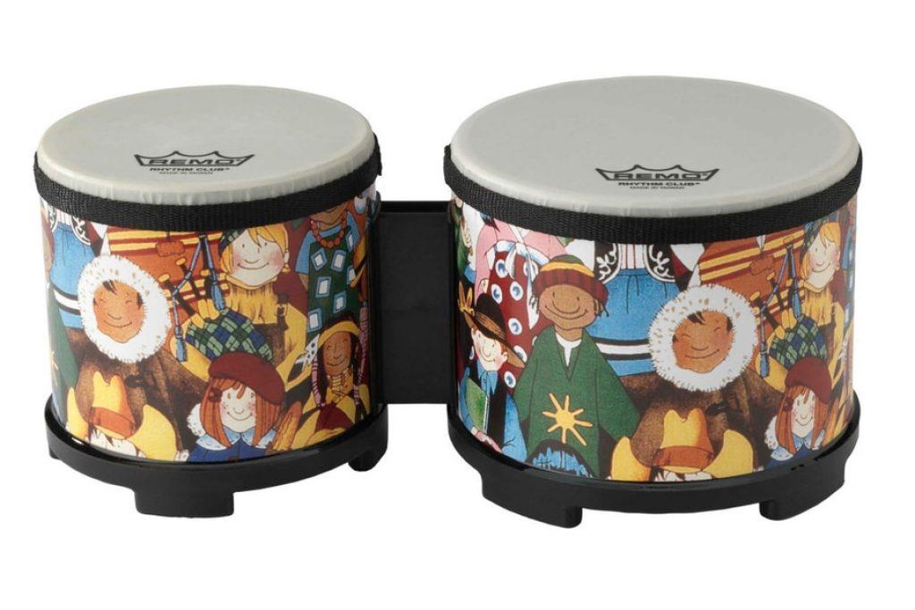 Remo Rhythm Club Bongo Drum for Kids photo 1