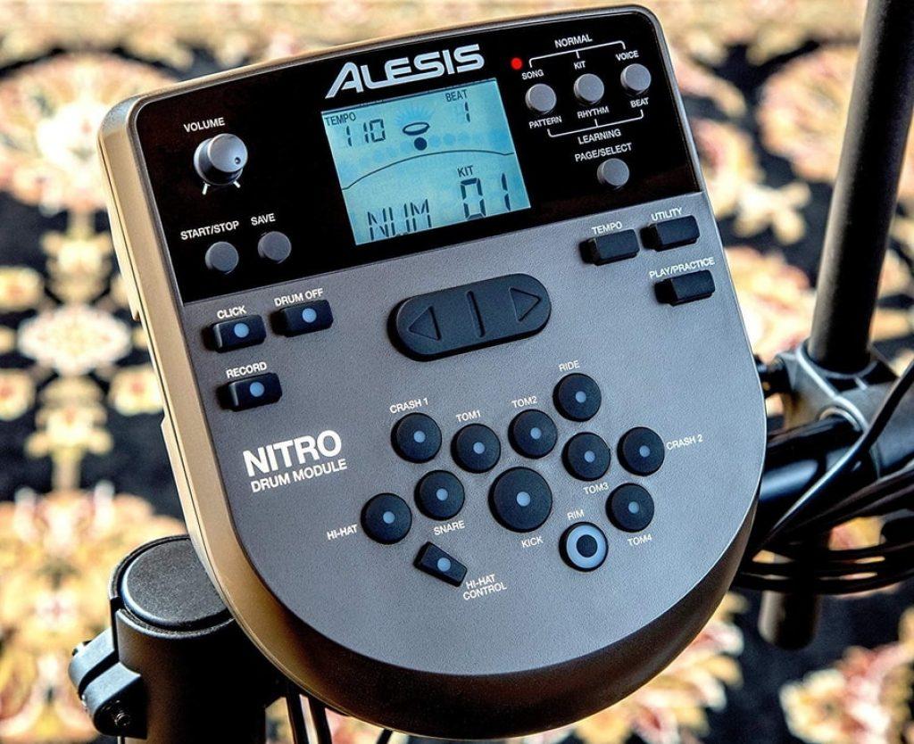 Alesis Nitro Mesh drum module