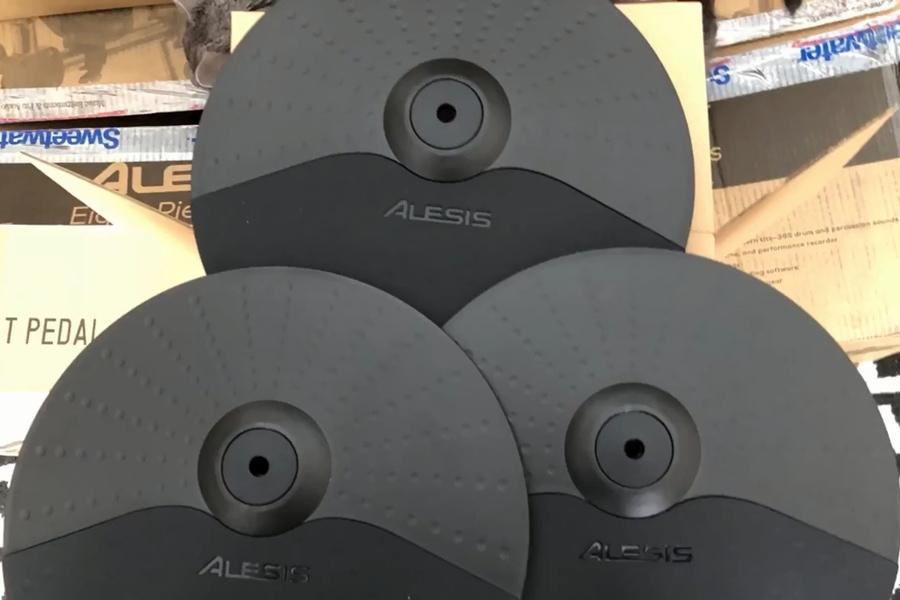 Alesis Mesh Cymbals