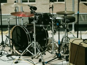 Cymbal-Stand.