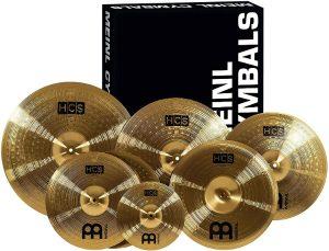 "Meinl-Cymbals-Super-Set-Box-Pack-with-14""-Hihats-20""-Ride-16""-Crash-18""-Crash-16""-China-and-a-10""-Splash"