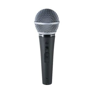 Shure SM48S-LC - Microphone with on off switch