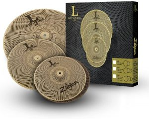 Zildjian-L80-Low-Volume-13-14-18-Cymbal-Set