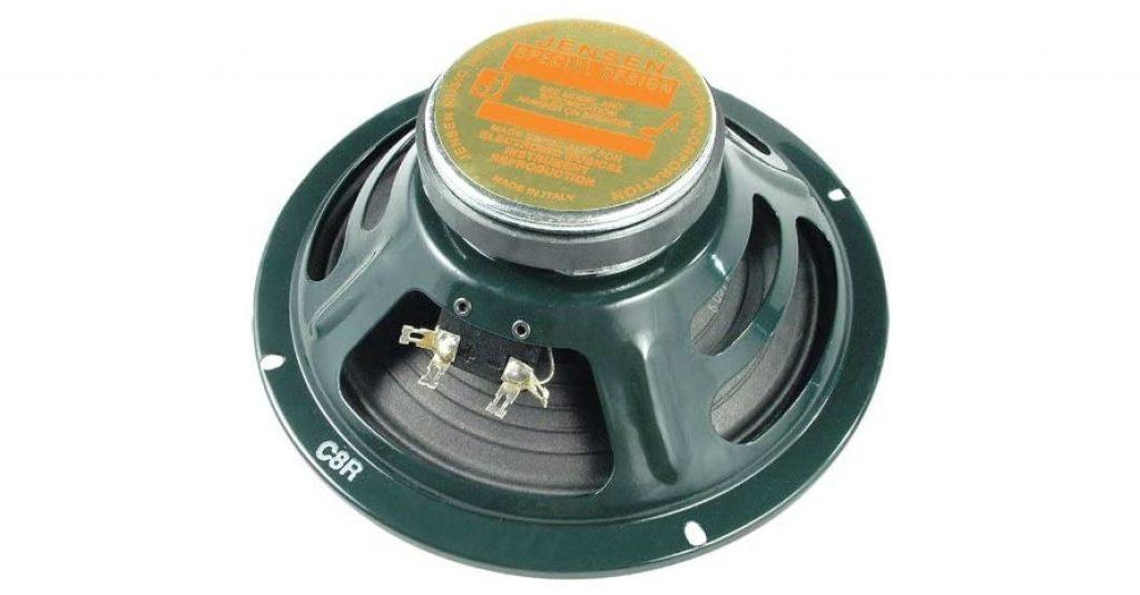 Jensen Speaker Green 8-Inch C8R8