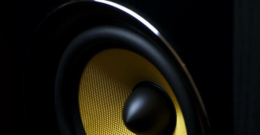 Music-Audio-Speaker-Sound-Bass-Membrane