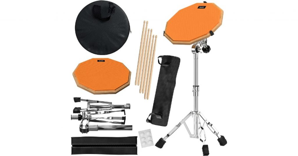 Practice Pad Snare Stand Bundle