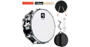 Vangoa Snare Drum Kit 10 Lugs