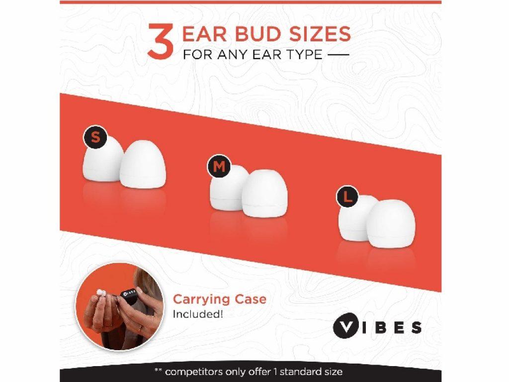 Vibes High Fidelity Earplugs