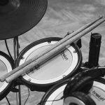 electric-drum-set-musical-instrument-sounds-drumstick-music-studio
