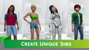 sims mobile screenshot