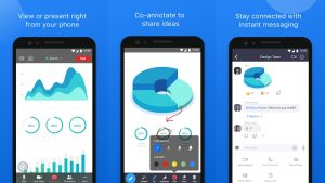 zoom cloud meetings app screenshots