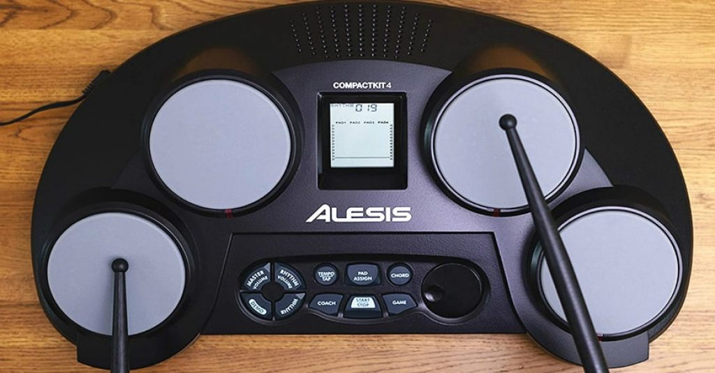 Alesis Compact Kit 4 Portable 4-Pad