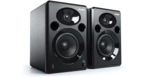Alesis Elevate 5 MKII | Powered Desktop Studio Speakers for Home Studios/Video-Editing/Gaming