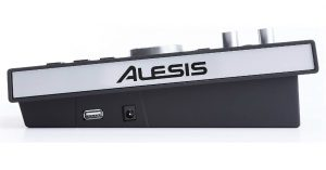 Alesis Command Mesh Kit | Electronic Drum Kit with Mesh Heads, Chrome Rack & Command Drum Module