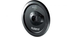 Roland CY-15R Electric Drum Ride V-Cymbal, 15-Inch, Black