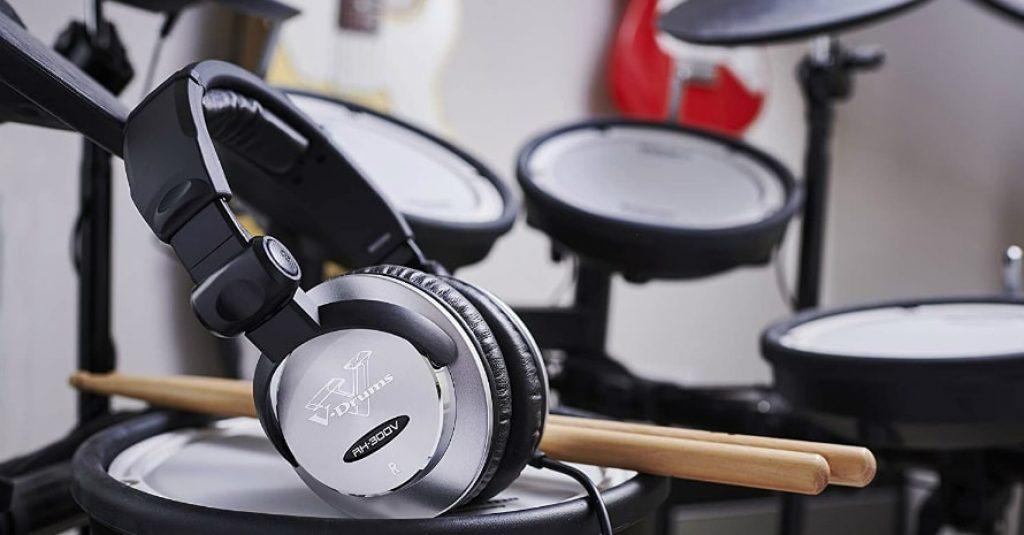 Roland RH-300V V-Drums Stereo Headphones