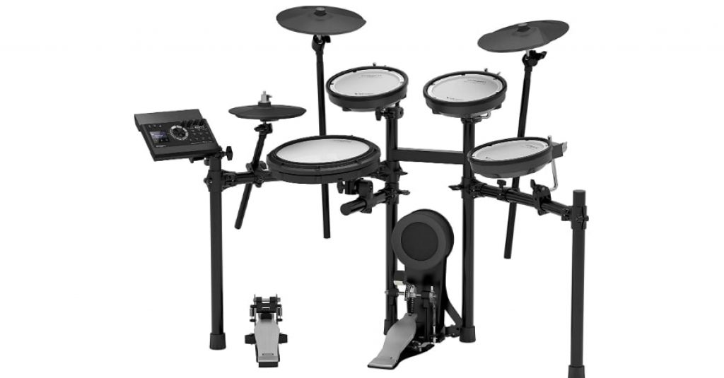 Roland TD-17KV-SV Electronic Drum Kit