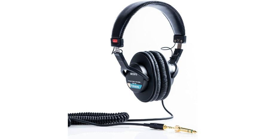 Sony MDR7506 Professional Large Diaphragm Headphone