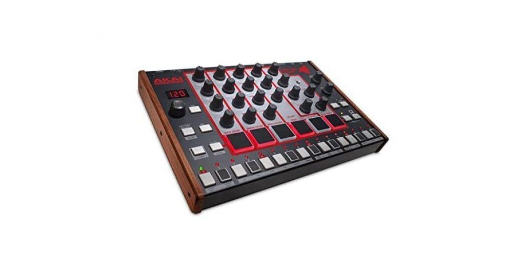 Akai Professional Rhythm Wolf Synthesizer