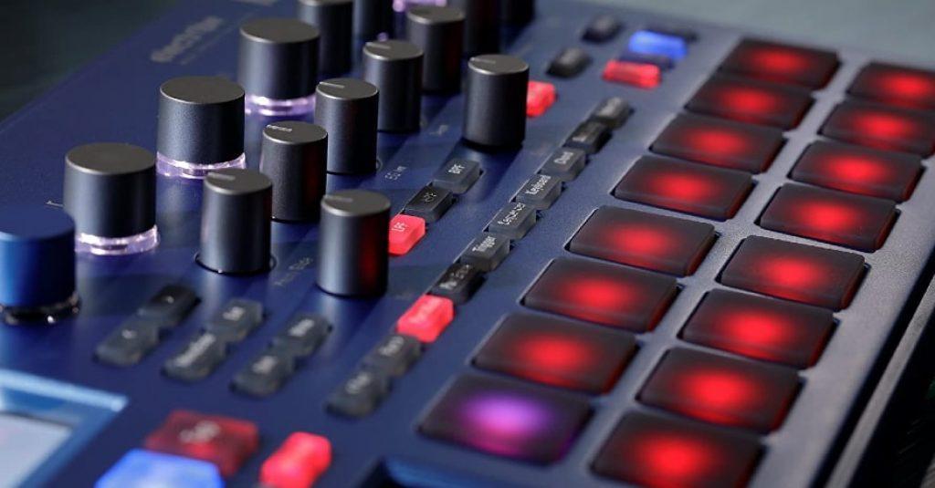 Korg Drum Machine-ELECTRIBE2BL