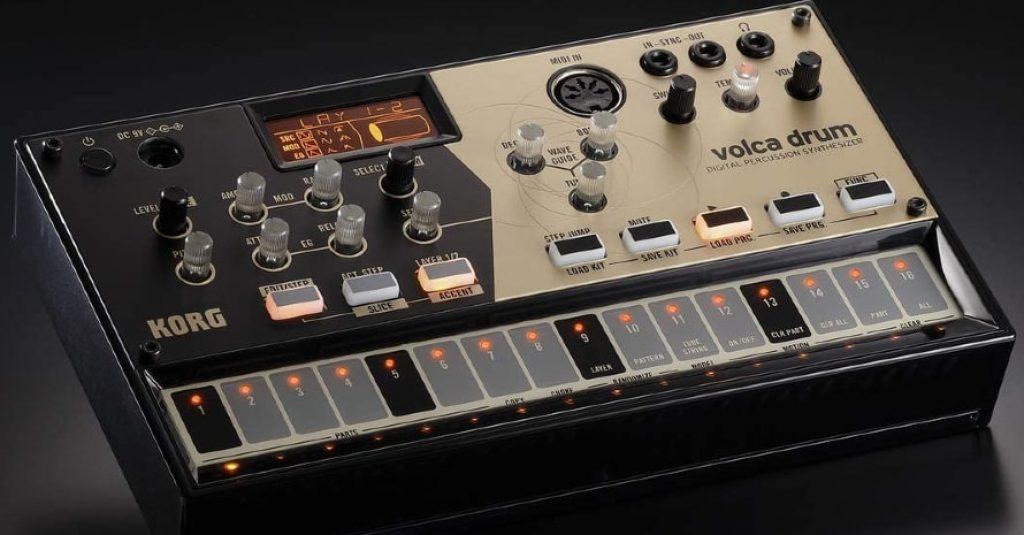 Korg Drum Machine (VOLCA)