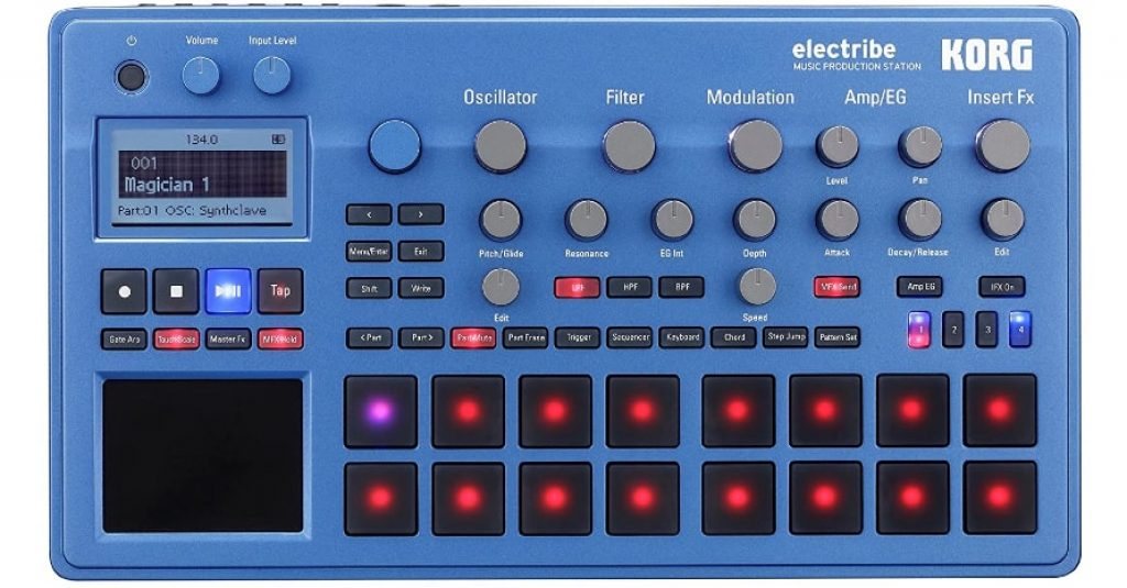 Korg Drum Machine-ELECTRIBE2BL