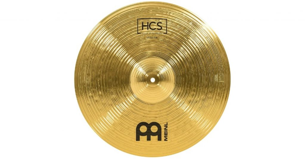 Meinl 18inch Crash and Ride Cymbal