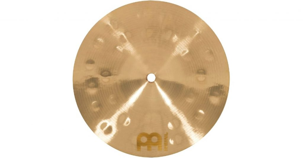 Meinl Cymbals Byzance 10-inch Dual Splash
