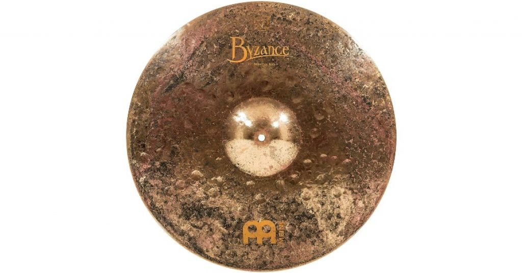 Meinl Cymbals Byzance 21-Inch Extra Dry