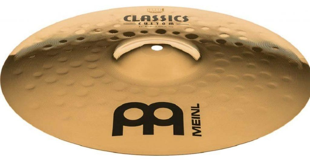 Meinl 14 Medium Hihat Hi Hat Cymbal Pair