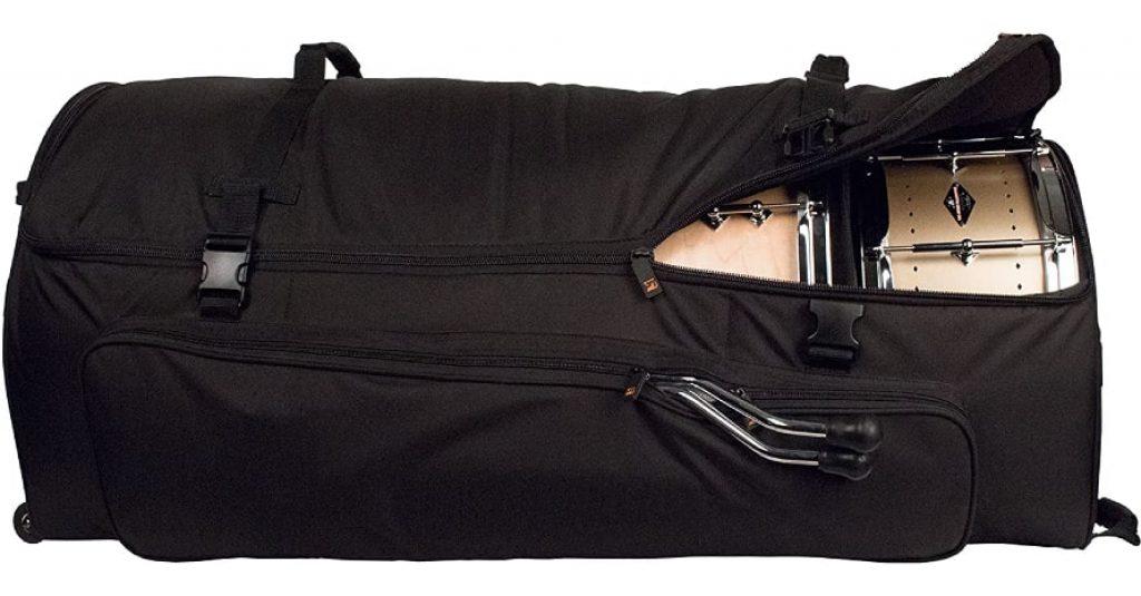 Multi-Tom Drum Bag with Wheels