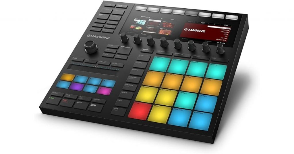 Native Instruments Maschine Mk3 Drum Machine