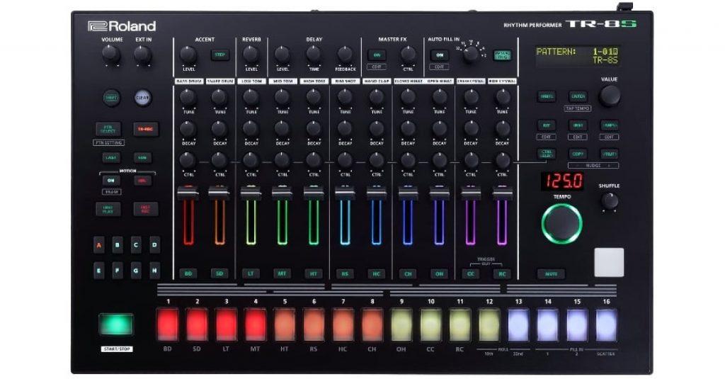 Roland AIRA Rhythm Performer (TR-8S) Drum Machine
