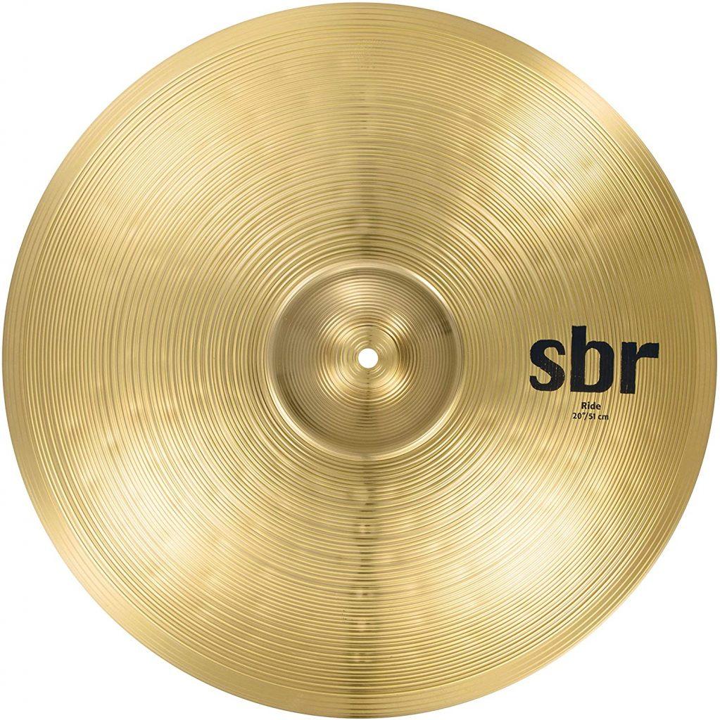 Sabian 20 SBr Ride Cymbal SBR2012